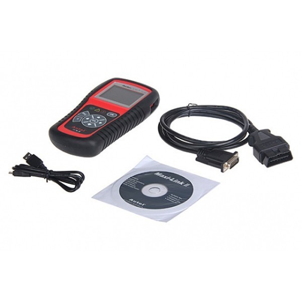 Autel Autolink AL5OBDEOBD Diagnostic Tool Code Reader for